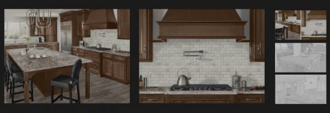 Virtual Kitchen Designer Tool